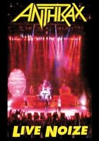 Anthrax - Live Noize [New DVD]
