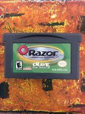 Razor Freestyle Scooter Original Nintendo Gameboy ADVANCE GBA Auth