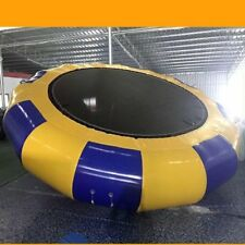 Crazy Pool Toy 5m Diameter Inflatable Jumping Bouncer Water Trampoline ~34KK