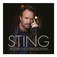 STING - THE COMPLETE STUDIO COLLECTION  (LIMITD 16-LP BOX)  16 VINYL LP NEW+