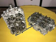 PAIR OF 2.5 SUBARU SOHC CYLINDER HEADS IMPREZA FORESTER OUTBACK LEGACY BAJA