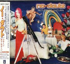 No Doubt - Return Of Saturn - Japan CD+2BONUS - 16Tracks OBI