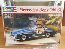 Modelkit Revell mercedes 300 SL on 1:24 in Box