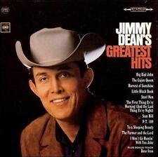 Jimmy Dean's Greatest Hits [Bonus Track] by Jimmy Dean (CD, Mar-2008, Legacy)