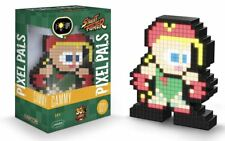 Lampe >> Cammy << pixels Pals PDP 021 Street Fighter 30th Anniversary-Neuf New