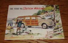1940 Ford V-8 Station Wagon Sales Brochure 40