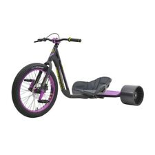 Triad Syndicate 3 Drift Trike - Black / Purple
