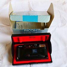 New ListingRicoh Ff-90 35 mm Film Point & Shoot Camera In Original Box