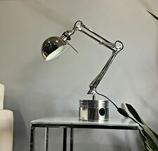 PRATT & WHITNEY 1940s WWII R-2800 MIRROR POLISHED Radial Engine Piston Desk Lamp