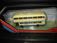 EFE 1:76 BRISTOL VR III DOUBLE DECKER BUS BLUE BUS  OLD SHOP STOCK #20415