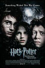 Harry Potter and The Prisoner of Azkaban Movie Poster (2004) - NEW - 11x17 13x19
