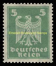 EBS Germany 1924 - 5 Pfennig Eagle - Neuer Reichsadler 356X Mint No Gum MNG