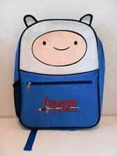 Adventure Time Finn Blue School College Backpack Rucksack Bag