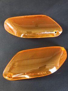 Front Blinker Gläser orange BMW K 100 1100 RS LT RT amber signals K589