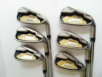 Set of 6 Tommy Armour 845 Ci Irons 5-9+P - Pro Fit Steel R-Flex Shafts - RH