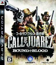 USED Call of Juarez: Bound in Blood Japan Import PS3