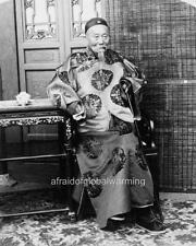 Photo 1900 Li Hung Chang, Chinese viceroy & diplomat