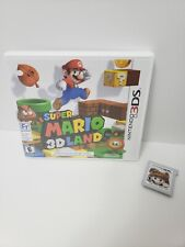 Super Mario 3D Land (3DS, 2011) missing manual tested and working