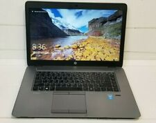 HP ProBook 850 G2 Core i5-5300U 2.30GHz 500GB HDD 8GB RAM Win10 and Charger