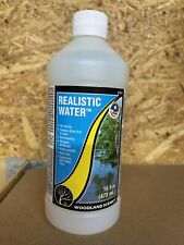 More details for woodland scenics realistic water for model rivers, lakes and canals 473ml c1211
