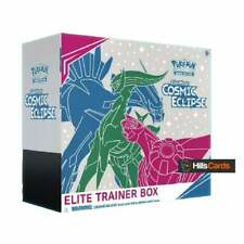 Pokemon TCG Sun & Moon Cosmic Eclipse Elite Trainer Box SM-12 Cards