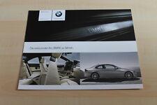 100042) BMW 3er Reihe E92 Coupe - individual - Prospekt 01/2009