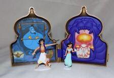 Vintage Disney Playset Aladdin Compact 1992