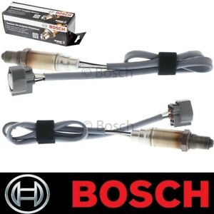 Bosch OE Oxygen Sensor Downstream for 2003-2006 JAGUAR XK8 V8-4.2L engine