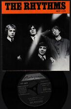 "♫7"" EP 1967 The Rhythms EVERYTIME +4 Autogram 126 DUTCH GARAGE BEAT Archief NM ♫"