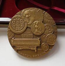 2008 15th ANNI Beijing Kaiyuan China gold coin distribution center panda medal
