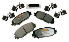 Disc Brake Pad Set-Base Front Autopartsource VP1210K