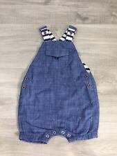 Baby Boys Next Dungarees 3-6 Months