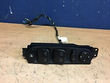 GENUINE MERCEDES VIANO A639, DRIVERS SIDE WINDOW/MIRROR SWITCH, A6395451213