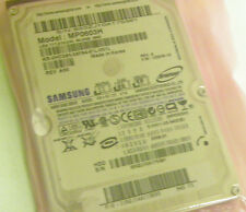60GB Samsung MP0603H Laptop IDE Hard Drive F/W: UD200-16