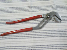 """Super Ego Adjustable 16"""" Channel Tongue and Groove Pliers 4"""" Span Made in Spain"""