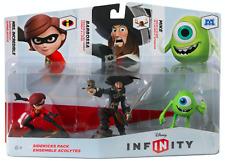 Disney Infinity 1.0 Sidekicks Pack for Xbox 360 Nintendo WiiU PS3 PS4