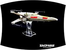 Display stand for Vintage Star Wars Micro Collection X-wing XWing - Very Nice!