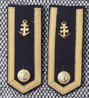 Maat Schulterklappen Marine Bundeswehr Bundesmarine Schulterstücke
