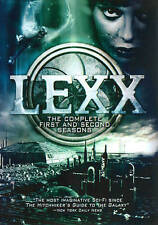 Lexx: Seasons 1 & 2 (DVD, 2014, 4-Disc Set) New
