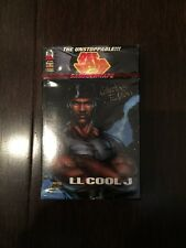 LL COOL J Sampler Tape Cassette - Factory Sealed- Unstoppable Def Jam *Rare OOP