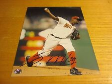 Shairon Martis Autographed Signed 8X10 Photo MLB Baseball Washington Nationals