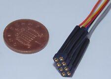 LaisDcc NEM652 8 Pin Trailing Wired Harness Part No.860003 DCC