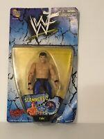 WWE WWF Wrestling Action Figure BLACK MIC Microphone TV Prop Jakks