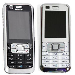 Free Ship Hot Original Nokia 6120 6120c Classic Smartphone Unlocked 3G Bar Phone