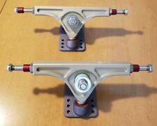Pnl precision longboard trucks 165mm Joeys 47 Deg Bps Brand New