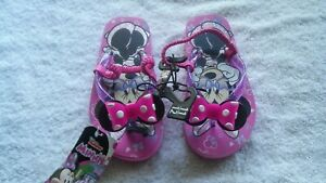 Girls  MINNIE MOUSE Sandals, size 11/12