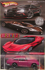 "Hot Wheels CUSTOM 1963 ASTON MARTIN ""High Performance"" Real Riders LTD #14/25 !"