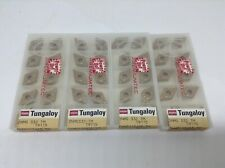 Lot 4 Tungaloy DNMG110408-TM T9115 Milling Indexable Carbide Inserts DNMG 332