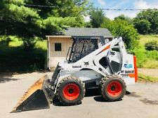 BOBCAT 873 SKID STEER WHEEL LOADER TURBO BOB CAT TRACTOR DIESEL ENGINE WE SHP