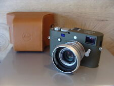 "Leica 10933 - Leica M-P ""Safari Edition"" Kit 2/35mm asph 6-bit Optik - OVP!"